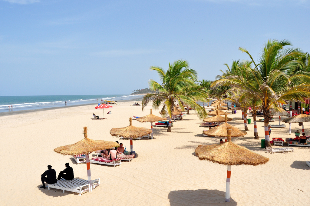 Kombo Beach Hotel Gambia